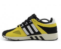 Кроссовки Adidas Equipment Running Guidance 93 Black/White/Yeloow