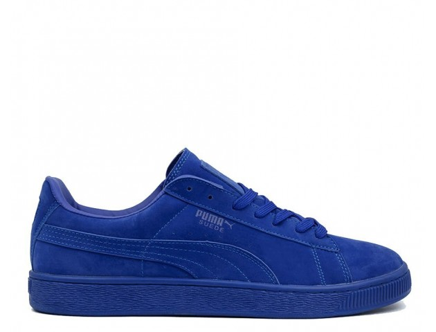 Кроссовки Puma Suede Classic Royal Blue