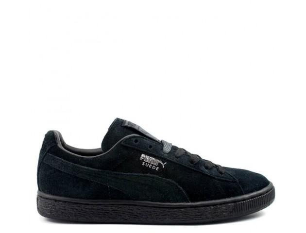 Кроссовки Puma Suede Classic All Black