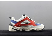 Кроссовки Nike M2K Tekno White/Blue/Red - Фото 10