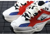 Кроссовки Nike M2K Tekno White/Blue/Red - Фото 4