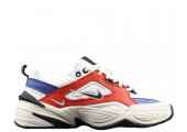 Кроссовки Nike M2K Tekno White/Blue/Red - Фото 1