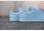 Кроссовки Adidas x Raf Simons Stan Smith Blue - Фото 3
