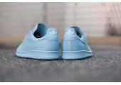 Кроссовки Adidas x Raf Simons Stan Smith Blue - Фото 6