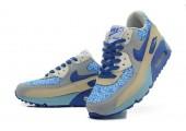 Кроссовки Nike Air Max 90 Bright Blue Jade - Фото 5