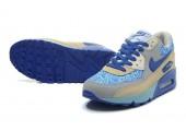 Кроссовки Nike Air Max 90 Bright Blue Jade - Фото 3