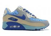 Кроссовки Nike Air Max 90 Bright Blue Jade - Фото 2