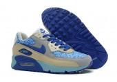 Кроссовки Nike Air Max 90 Bright Blue Jade - Фото 8