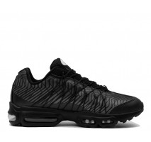 Кроссовки Nike Air Max 95 Ultra Jacquard Black/Grey