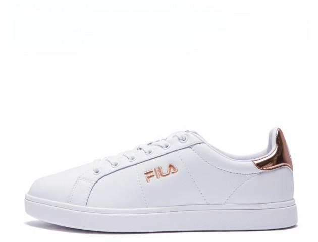 Кеды Fila Tennis White/Gold