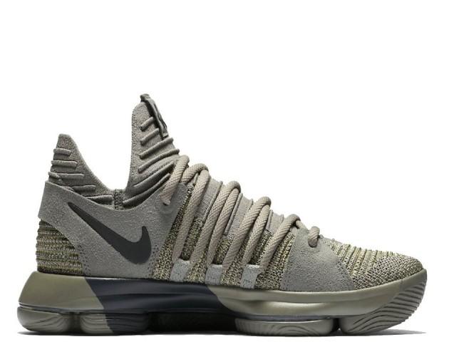Кроссовки Nike KD 10 Dark Stucco/Anthracite