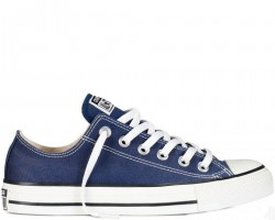 Кеды Converse All Star Chuck Taylor Low Blue