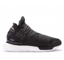 Кроссовки Adidas Y-3 Qasa High Core Black/White