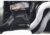 Кроссовки Adidas Y-3 Qasa High Core Black/White - Фото 3