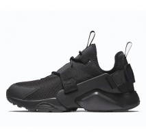 Кроссовки Nike Air Huarache City Low All Black