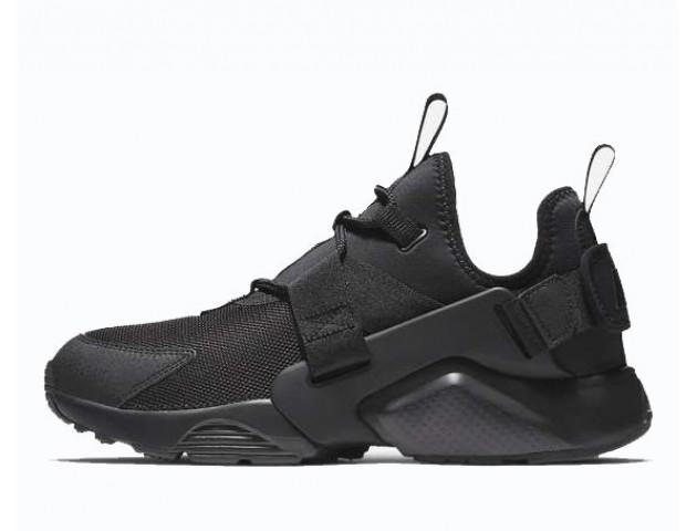 Кроссовки Nike Air Huarache City Low All Black