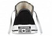 Кеды Converse Chuck Taylor All Star Black/White - Фото 5