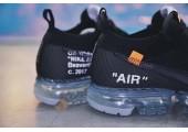 Кроссовки Nike Air VaporMax 2.0 Black Off White - Фото 6