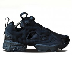 Кроссовки Reebok Insta Pump Fury OG Triple Black