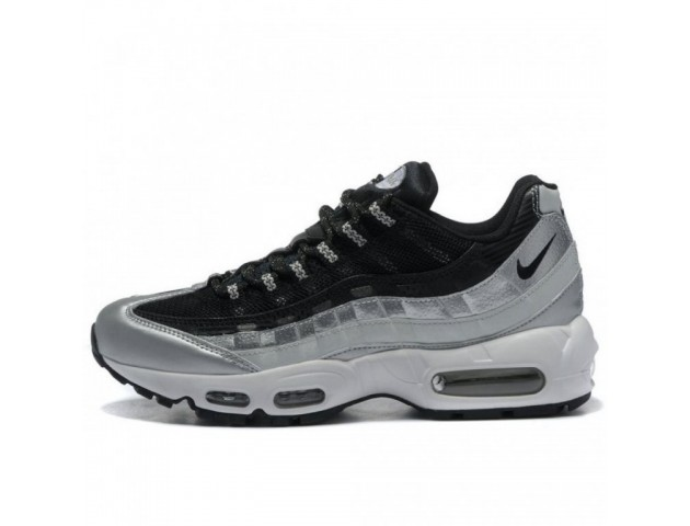 Кроссовки Nike Air Max 95 Black/Grey
