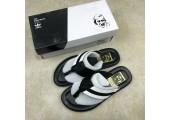 Шлепанцы Adidas Stan Smith City Black/White - Фото 2