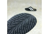 Шлепанцы Adidas Stan Smith City Black/White - Фото 6