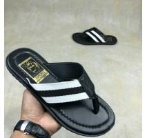 Шлепанцы Adidas Stan Smith City Black/White