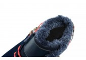 Кроссовки Adidas Seneo Rugged Navy С МЕХОМ - Фото 3