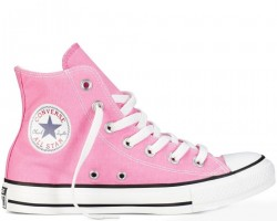 Кеды Converse All Star Chuck Taylor High Pink