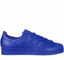 Кроссовки Adidas Superstar Supercolor Bold Blue