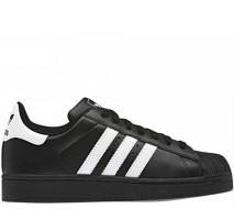 Кроссовки Adidas Superstar II Black/White