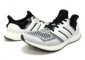 Кроссовки Adidas Ultra Boost x Consortium Tee Time Pack White - Фото 2