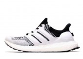 Кроссовки Adidas Ultra Boost x Consortium Tee Time Pack White - Фото 1
