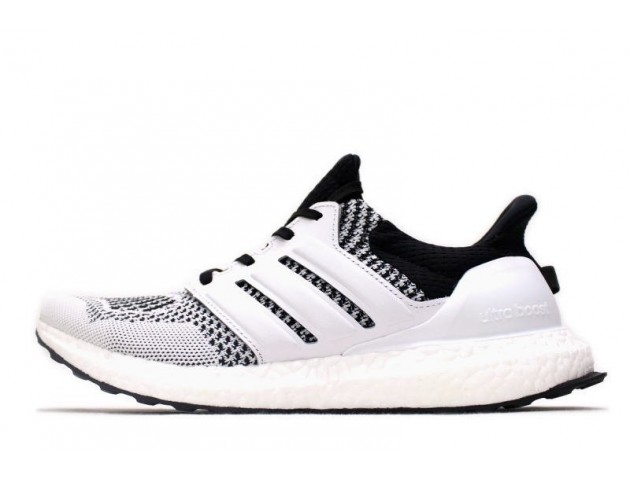 Кроссовки Adidas Ultra Boost x Consortium Tee Time Pack White