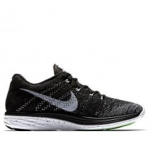 Кроссовки Nike Flyknit Lunar 3 Oreo