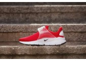 Кроссовки Nike Sock Dart SE Red - Фото 3