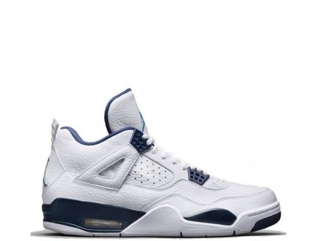 Баскетбольные кроссовки Air Jordan IV Retro Columbia