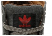 Ботинки Adidas Ransom Original Boot Dark Green С МЕХОМ - Фото 5