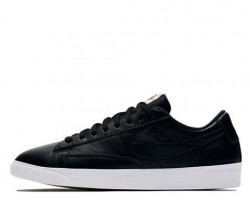 Кроссовки Nike Blazer Low Leather Black