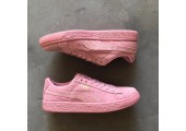 Кроссовки Puma Classic Suede Pastel Pink - Фото 6