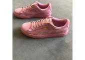 Кроссовки Puma Classic Suede Pastel Pink - Фото 5