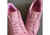 Кроссовки Puma Classic Suede Pastel Pink - Фото 9