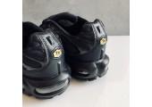 Кроссовки Nike Air Max TN Plus All Black - Фото 9
