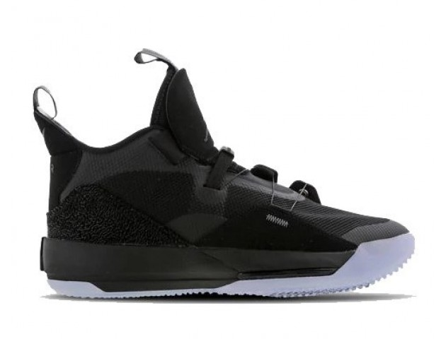 Баскетбольные кроссовки Nike Air Jordan 33  Black/Dark Grey/White