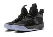 Баскетбольные кроссовки Nike Air Jordan 33  Black/Dark Grey/White - Фото 6