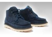 UGG David Beckham Boots Dark Blue - Фото 2