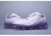 Кроссовки Nike Air Vapor Max 2018 Flyknit White/Purple - Фото 5
