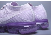 Кроссовки Nike Air Vapor Max 2018 Flyknit White/Purple - Фото 7