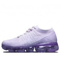 Кроссовки Nike Air Vapor Max 2018 Flyknit White/Purple