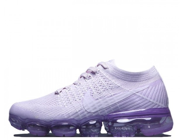 Кроссовки Nike Air Vapor Max 2018 Flyknit White/Purple